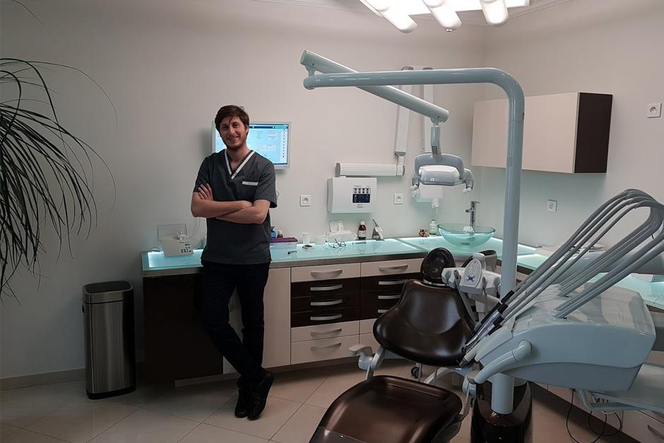 Salle de soins dentaire du Dr Joseph Levy - Dentiste Persan