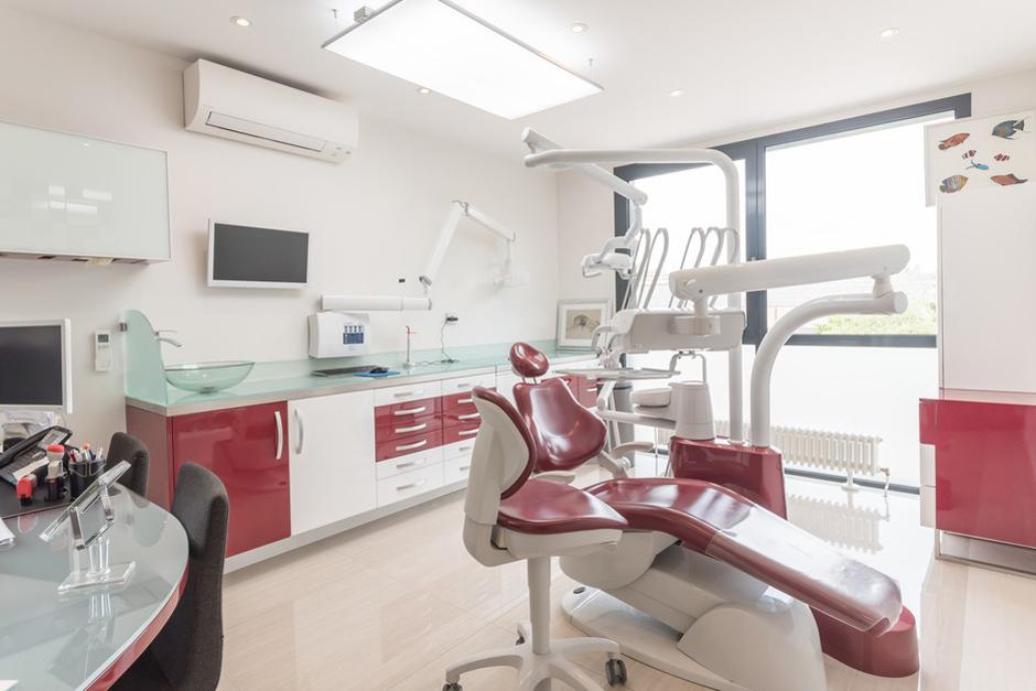 Salle de soins dentaires du Dr Mimoun - Dentiste Persan